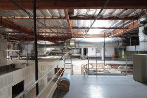 Air handlers and ductwork